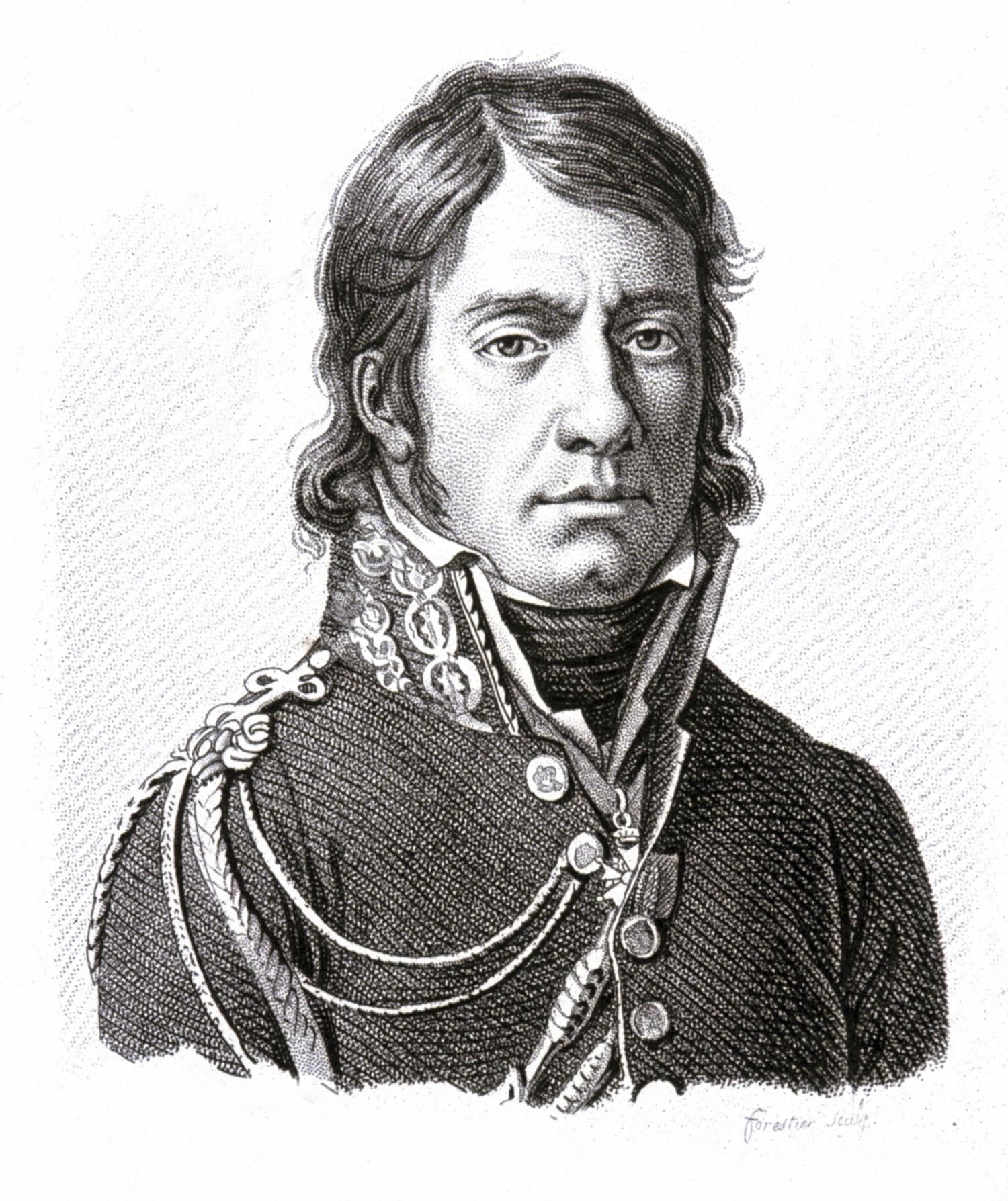 Napoleons livlege, franske Dominique-Jean Larrey